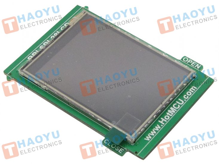 "320x240 2.8"" TFT Touch screen Display Monitor for Raspberry Pi - Click Image to Close"