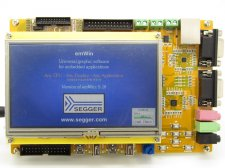 "HY-LPC1788 Development Board with 5"" Touch Screen TFT LCD"