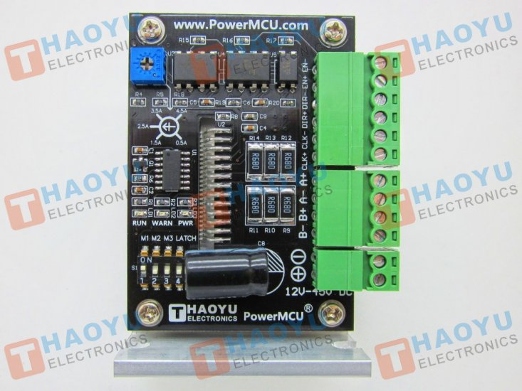 TB6600 1 axis Stepper Motor 2-phase Driver Board for CNC Router - Click Image to Close