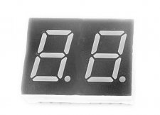 "0.56"" Dual Digit Numeric Display Common Cathode"