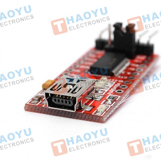 FT232RL USB to TTL Serial Module - Click Image to Close