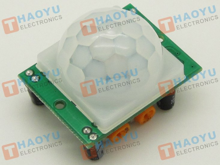 Human Sensor Module Pyroelectric Infrared - Click Image to Close