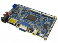 HDMI/VGA/AV RTD2660H Video Converter Board