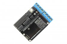 L293D Motor Driven Expansion Board for NodeMcu Lua Wifi Board