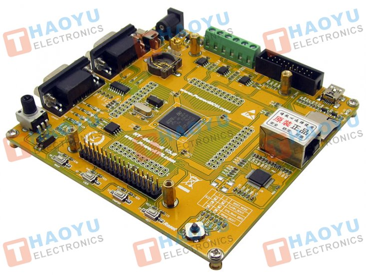 STM32F107VCT6 Development Board - Click Image to Close