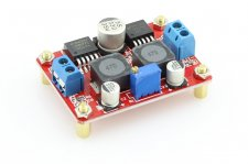 Boost And Buck Voltage Converter LM2577 & LM2596