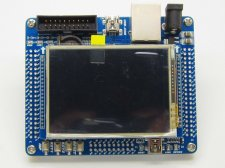 "LPC1768-Mini-DK2 Development board + 2.8"" TFT LCD"