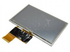 "5"" inch 480x272 TFT LCD Display + Touch Panel, Standard 40 PIN"