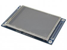 "3.2"" Touch Screen TFT LCD Module - ILI9325"