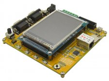 "STM32F107VCT6 Development Board + 3.2"" TFT LCD"