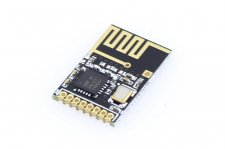 Mini NRF24L01+ 2.4GHz SMD Wireless Transceiver Module