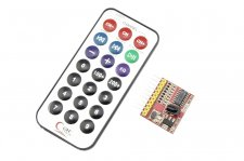8 Channels Infrared Remote Control Module with Digital Output