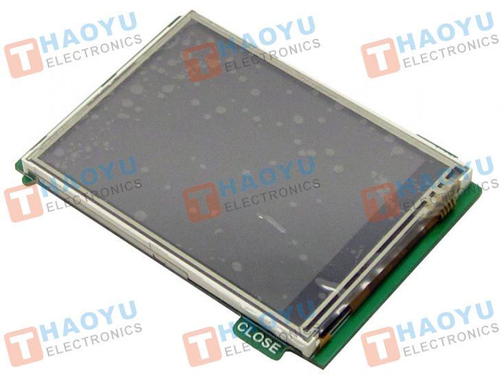 "320x240 3.2"" TFT Touch screen Display Monitor for Raspberry Pi - Click Image to Close"