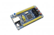 MSP430F5438A Development board