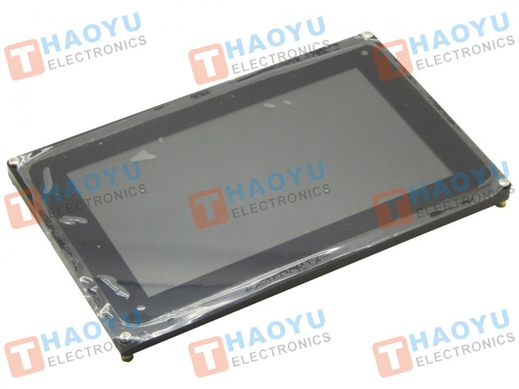 "7"" inch 1024x600 IPS LCD Display with capacitive touch (Type C ) - Click Image to Close"