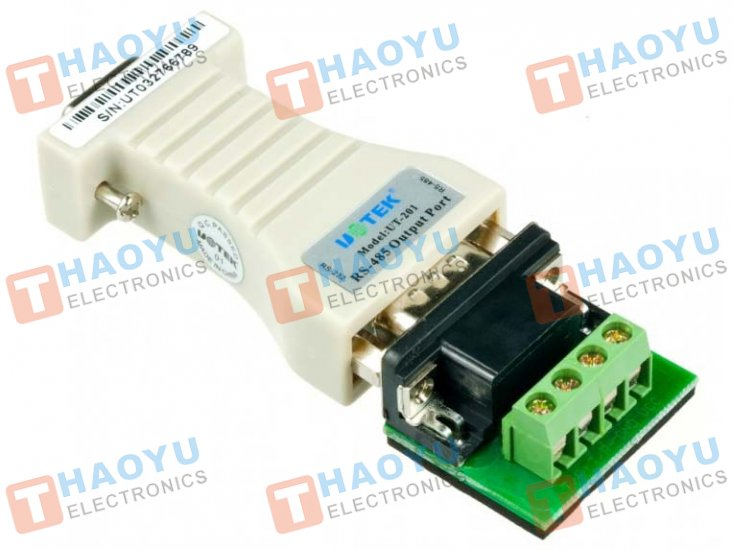 RS-232 to RS-485 Converter - Click Image to Close