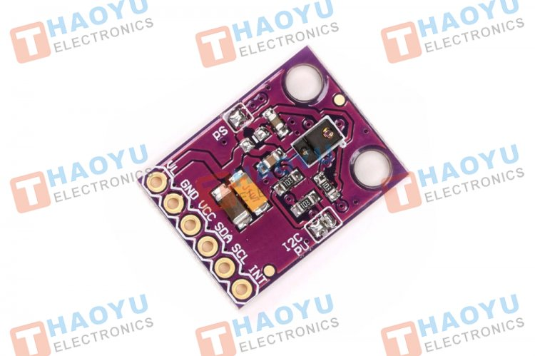 GY-9960-3.3 APDS-9960 RGB Infrared Gesture Sensor Module - Click Image to Close