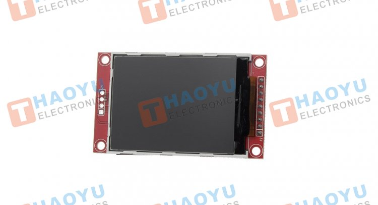 "2.2"" 240x320 TFT LCD with SPI Interface - Click Image to Close"