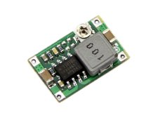 MP2307 Adjustable Step-Down DC/DC Converter (1.0V - 17V/1.8A)