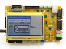 "HY-LPC1788 Development Board with 4.3"" Touch Screen TFT LCD"