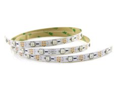 WS2812 Digital RGB LED Flexi-Strip 60 LED - 1 Meter