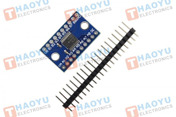 TXS0108E Full Duplex 8 channels Level Conversion Breakout Module - Click Image to Close