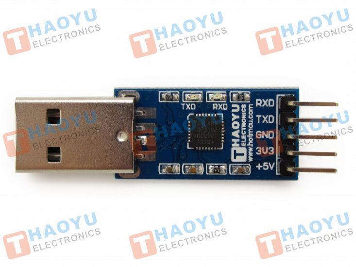 CP2102 module USB to 3.3V TTL - Click Image to Close