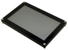 "5"" Graphical LCD Touchscreen, 800x480, SPI, FT810"