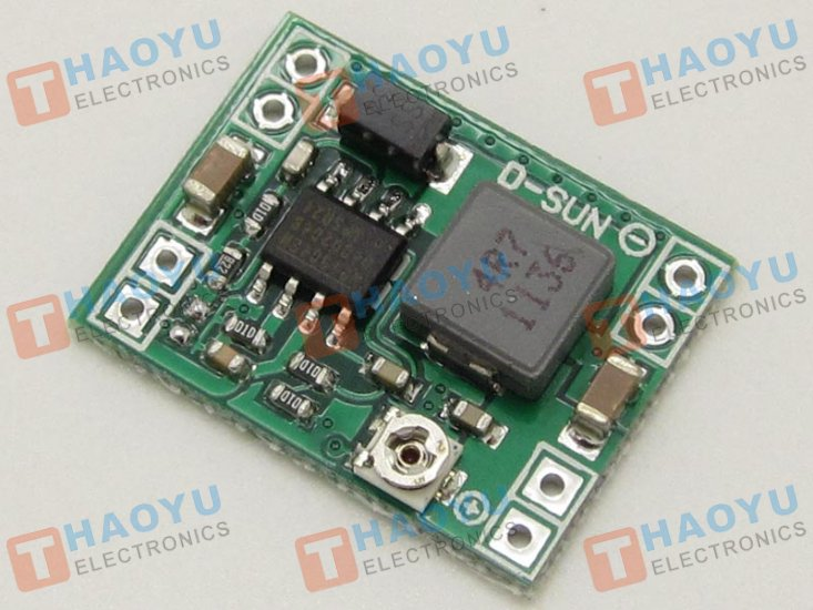 MP1584 Buck / Step Down 3A Adjustable Regulator Module - Click Image to Close