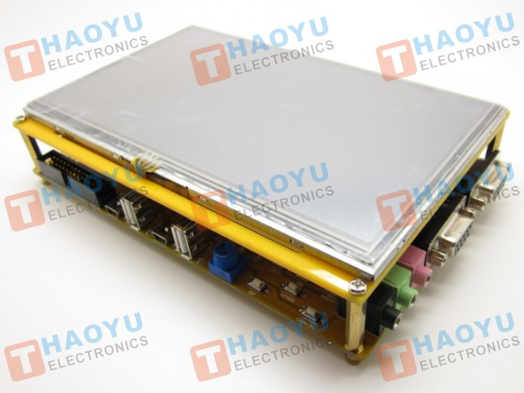 "HY-LPC1788 Development Board with 7"" Touch Screen TFT LCD - Click Image to Close"