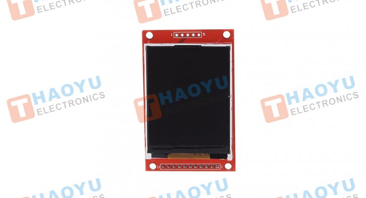 "2.2"" 176x220 TFT LCD with SPI Interface - Click Image to Close"