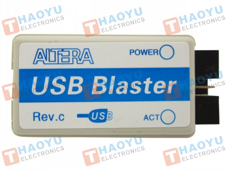 USB Blaster Download Cable - Click Image to Close