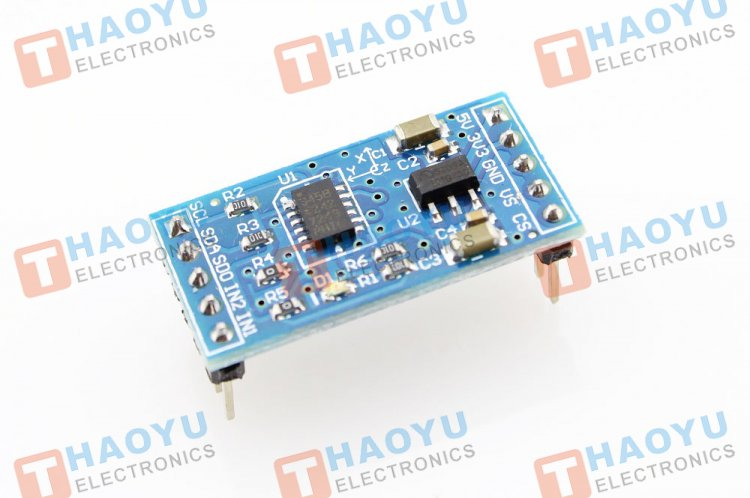 3 Axis Digital Accelerometer - ADXL345 - Click Image to Close
