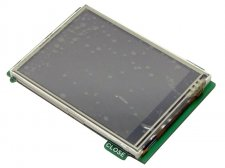 "320x240 3.2"" TFT Touch screen Display Monitor for Raspberry Pi"