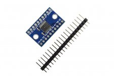 TXS0108E Full Duplex 8 channels Level Conversion Breakout Module