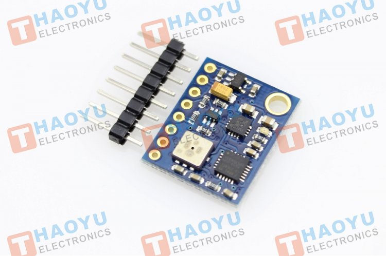 IMU 10DOF MPU6050+HMC5883L+BMP085 - Click Image to Close