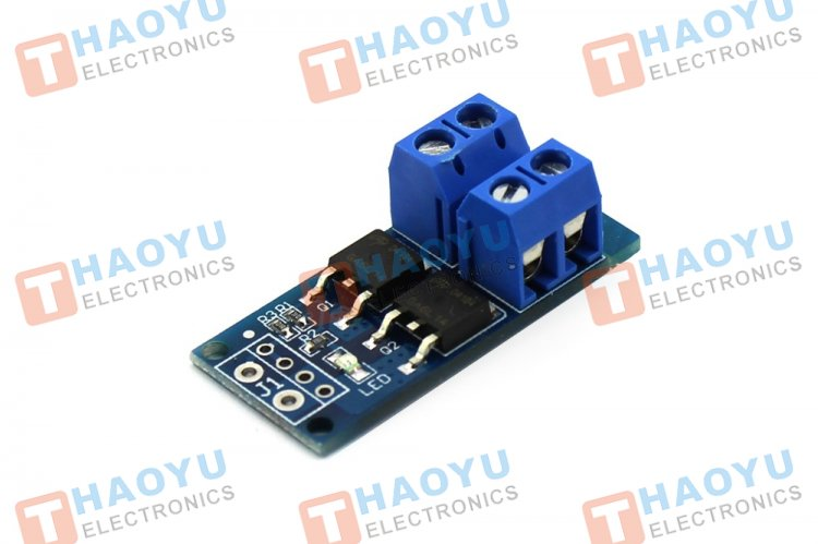 High-power MOSFET Trigger Switch Drive Module - Click Image to Close