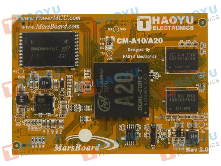MarsBoard CM-A20 - Click Image to Close