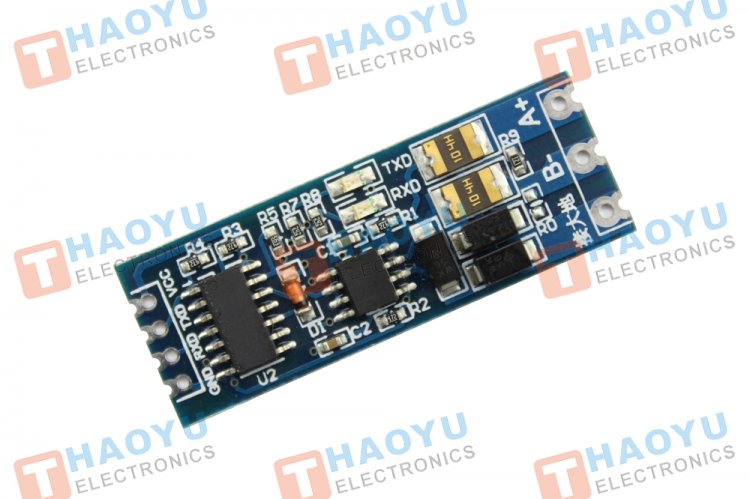 UART TTL to RS485 Two-way Converter Module - Click Image to Close