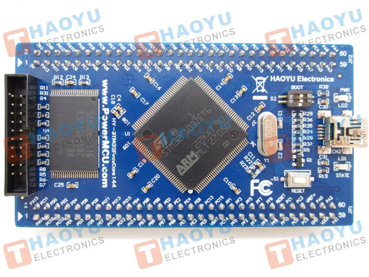 HY-STM32F1xxCore144 Core/Dev Board - Click Image to Close