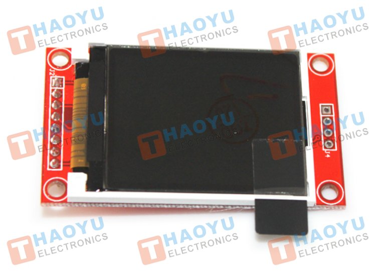 "1.8"" 128x160 TFT LCD with SPI Interface - Click Image to Close"