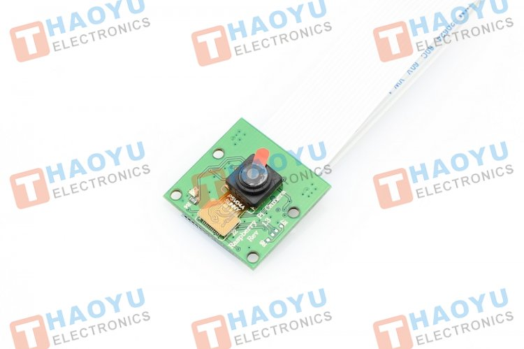 Camera Module with Color CMOS QSXGA (5-mega pixel) for Raspberry - Click Image to Close