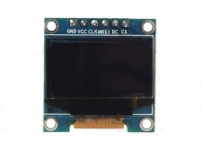 "SSD1306 0.96"" 128×64 OLED Display – I2C/SPI Interface"