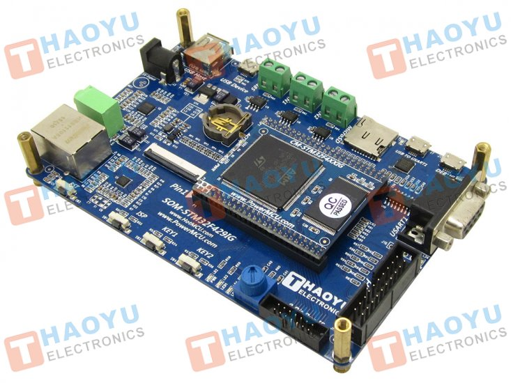 HY-STM32F429IG Development Board - Click Image to Close