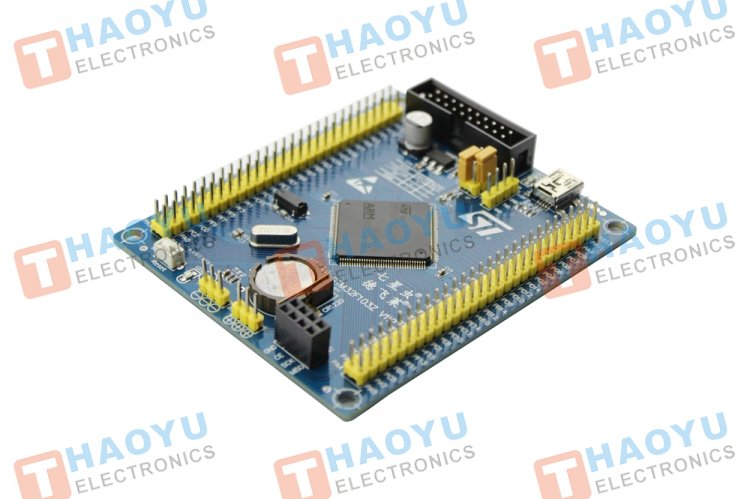 STM32F103ZET6 Minimum System Board - Click Image to Close