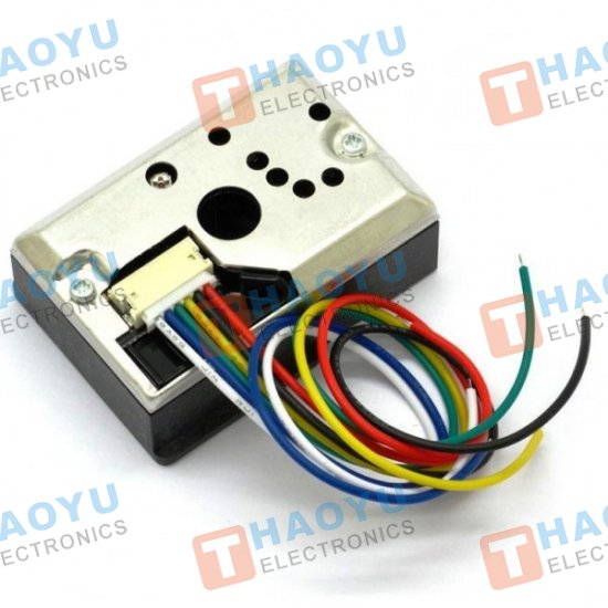 Optical Smoke & Dust Sensor GP2Y1010AU0F - Click Image to Close