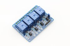 4-Channel Relay Module-10A