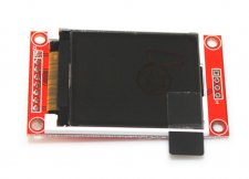 "1.8"" 128x160 TFT LCD with SPI Interface"