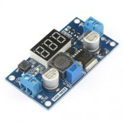 LM2596 Step Down DC-DC Converter With Voltage Meter Power Module