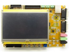 "HY-LPC1788 Development Board with 5"" 800x480 Touch TFT LCD"